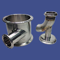 Fabrication & Welding of Sanitary Fittings
